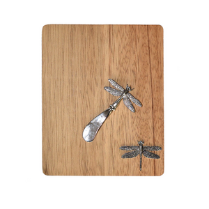 CHEESE BOARD & SPREAD - DRAGONFLY