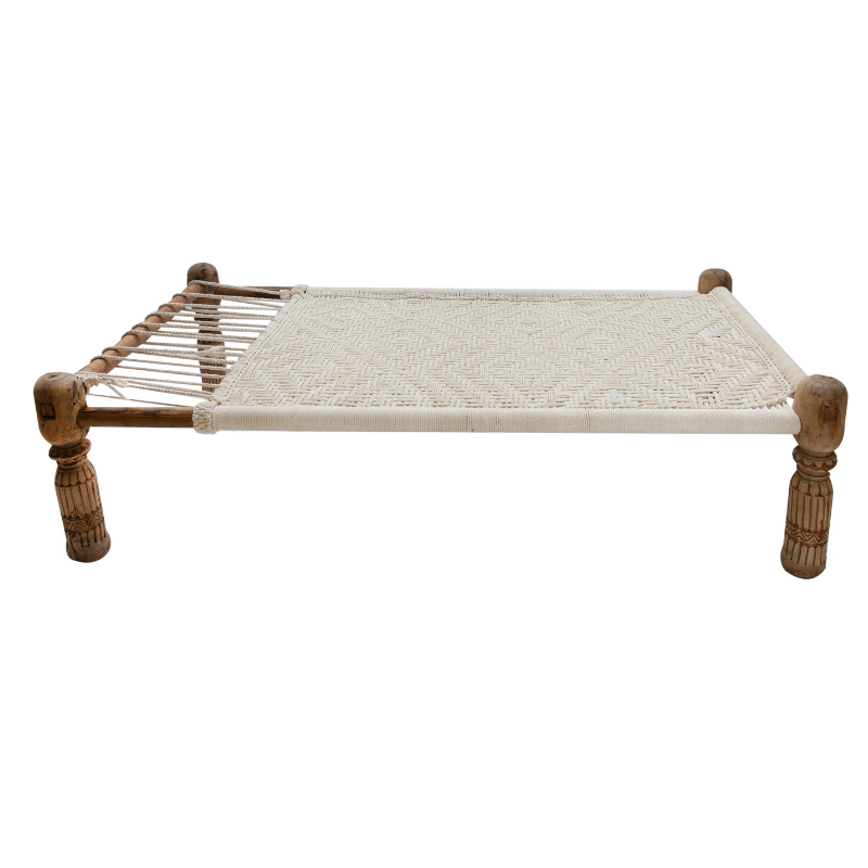 CHARPOI INDIAN ROPE BED