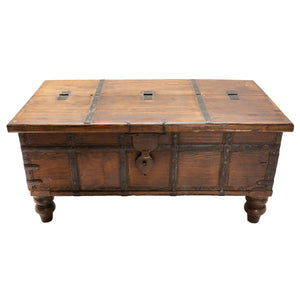 INDIAN QUARTER BOX / COFFEE TABLE