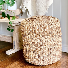 SEAGRASS STOOL / POUFFE