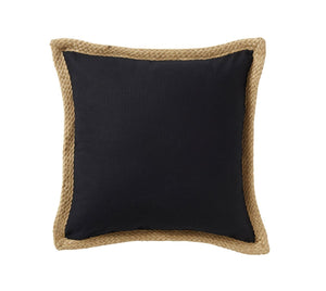 Bromley Cushion-Black
