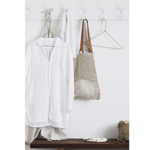 KNOTTED JUTE BAG