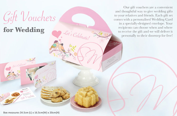 Wedding Gift Vouchers Sweetest Moments Lets Celebrate