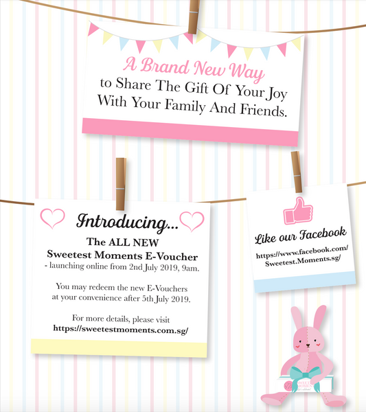 Baby Full Month E-Voucher Collection