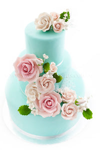 CWR11 Tiffany Bleu sweetest moments 3 tier cake moist chocolate red velvet wedding