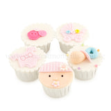 CF06 Jolly Beanie sweetest moments standard cupcake moist chocolate full month girl pink