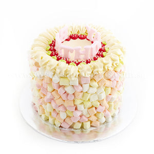 CFR14 Puffy Muffy Sweetest Moments Full Month Cake Buttercream