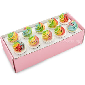 CK10 Dreamy Ombre Sweetest Moments Birthday Standard Cupcake Buttercream