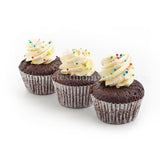 CM12 Mini Sprinkles Sweetest Moments Birthday Wedding Full Month Mini Cupcake Buttercream