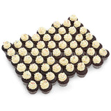 CM12 Mini Sprinkles Sweetest Moments Birthday Wedding Full Month Mini Cupcake Buttercream Box of 54