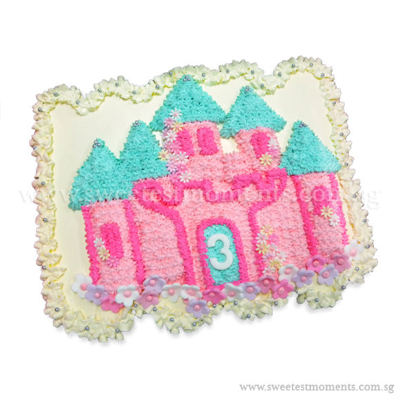 CMP01 Castle Sweetest Moments Birthday Pull Apart Mini Cupcake Buttercream