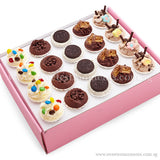 CS01 All Time Favourite Moments Standard Cupcake Buttercream Box of 20