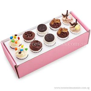 CS01 All Time Favourite Moments Standard Cupcake Buttercream