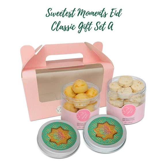 Eid Classic Gift Set (Set of 2 Cookies)