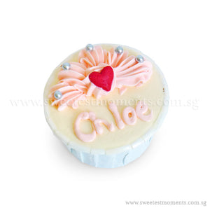 CKI01 Crown Sweetest Moments Full Month Standard Cupcake Buttercream Individually-Packed Door Gifts