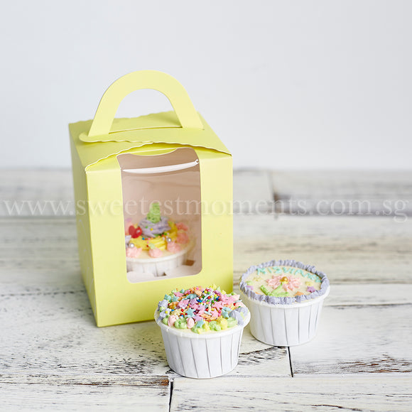 DIYI01 DIY Cupcake Set (Individually-Pack)