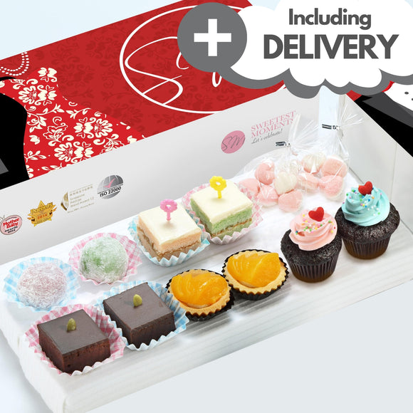 Wedding Guo Da Li Packages with Doorstep Delivery