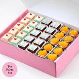 DIY Dessert Table Pack Sweetest Moments Full Month 100th Day Classic Boy Tea Party Set