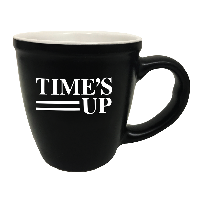 Time's Up Coffee Mug
