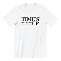 TIME'S UP Unisex Pride T-Shirt