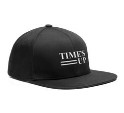 TIME'S UP Unstructured Cap