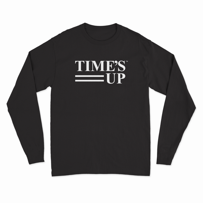TIME'S UP Unisex Long Sleeve T-Shirt