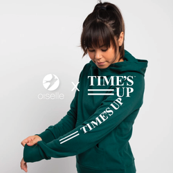 Oiselle X TIME'S UP