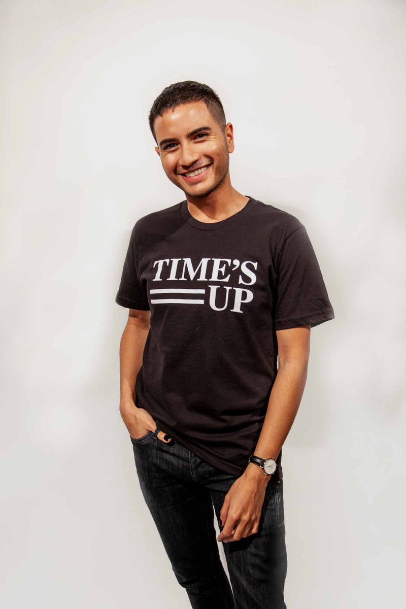 Time's Up Unisex T-Shirt