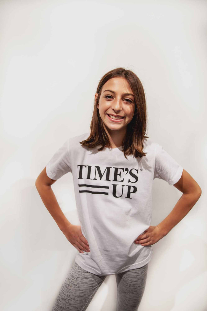 TIME'S UP Kid's T-Shirt
