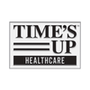 TIME'S UP Healthcare Logo Pin