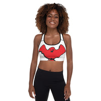 Team Ghost Padded Sports Bra