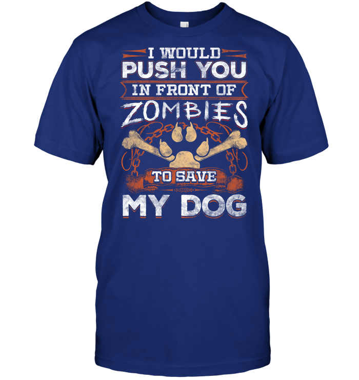 'Zombies For My Dog' T-Shirts