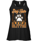 'Dog Hair Is My Glitter' Lady's Tanks