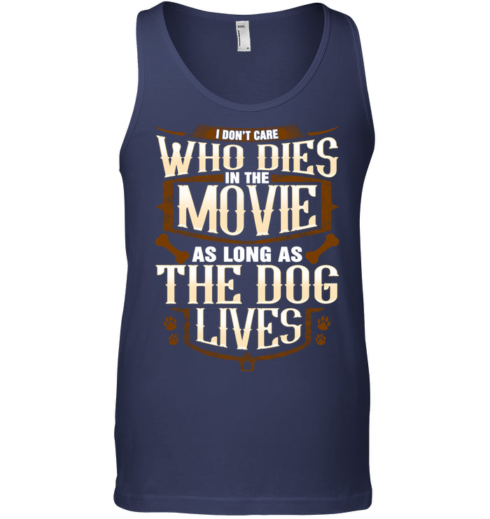 Unisex Tank - 'The Dog Lives' Tanks
