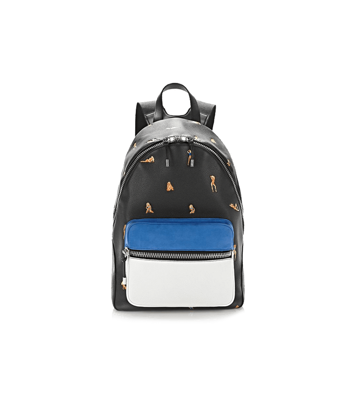 Buckled Backpack