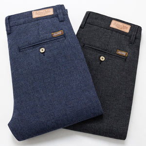 Slim Classic Casual Pants - Kings Of Everything