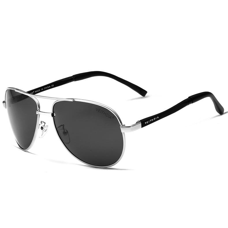 Pilot Polarized Sunglasses