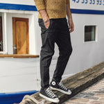 Striped Slim Fit Chinos - Kings Of Everything