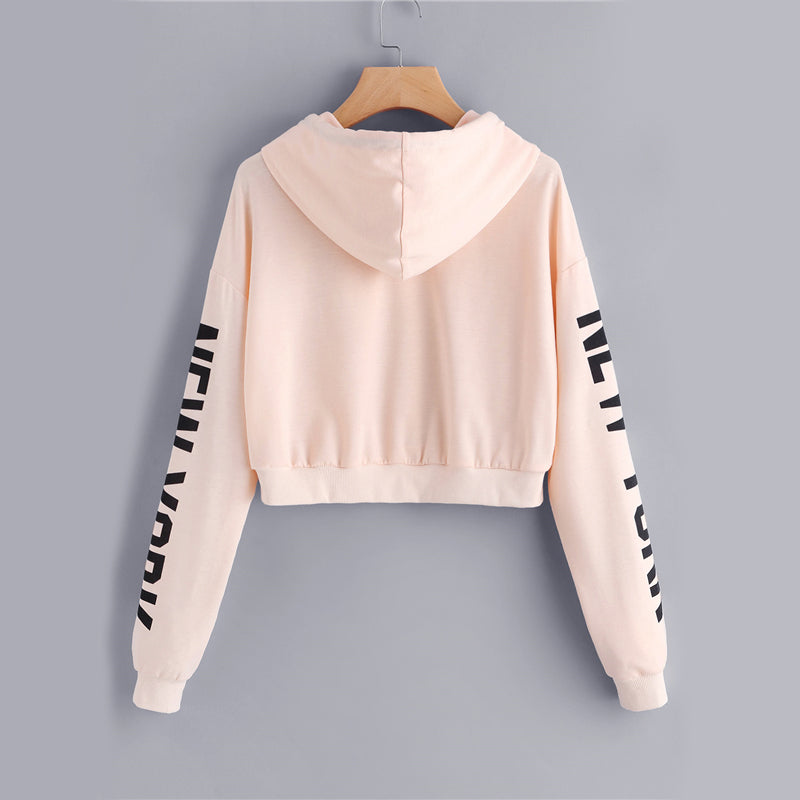 Long Sleeve Sporting Pullover Jacket