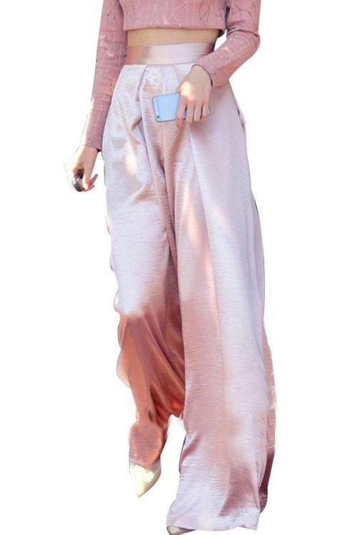Full Wide Leg Pants