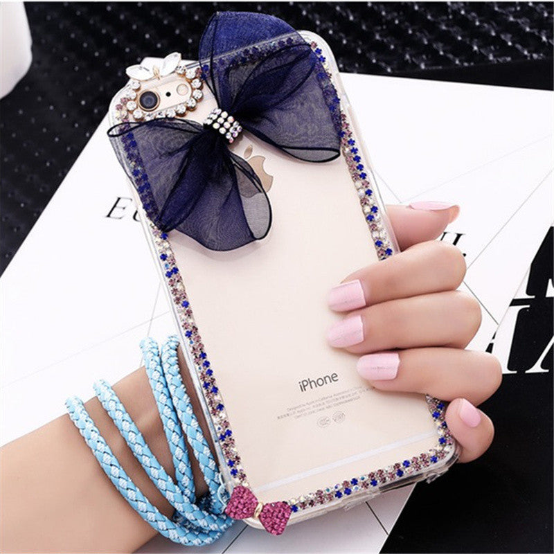 Diamond Crystal Rhinestone Phone Case