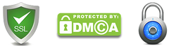 SSL DMCA Certified Icon