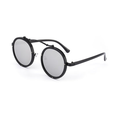 Vintage Steampunk Designer Sunglasses for Men