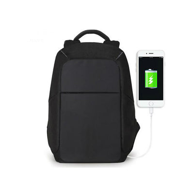 Designer USB-Enabled Backpacks for Men
