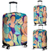 Artistic Printed Luggage Covers – Abstract Series 01 - high quality prints by Melbourne-born artist Lois Campbell, well renowned for her bright colors and bold, spontaneous strokes. Unique to MyEmporium.com - a world of style just for you