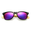 Retro Bamboo Wooden Sunglasses for Men