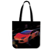 Artistic cotton tote bags – Prestige Cars 03 – Creative Image Series on premium quality printed poly-cotton, eco-friendly, durable, soft and machine-washable tote bags. Only available here at MyEmporium.com - a unique world of style for you