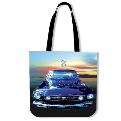Artistic cotton tote bags – Prestige Cars 04 – Creative Image Series on premium quality printed poly-cotton, eco-friendly, durable, soft and machine-washable tote bags. Only available here at MyEmporium.com - a unique world of style for you