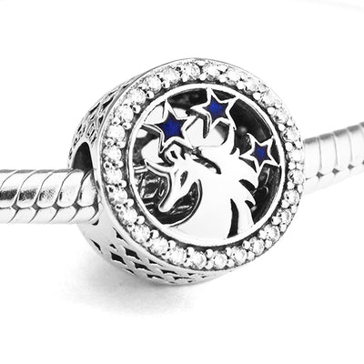 Trendy Unicorn Design Bracelet Charms and Necklace Pendants