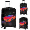 Artistic Printed Luggage Covers – Prestige Cars 01-Ferrari - high quality prints in bright, bold and vibrant colors, designed to give your luggage its own special identity. Unique to MyEmporium.com - a world of style just for you